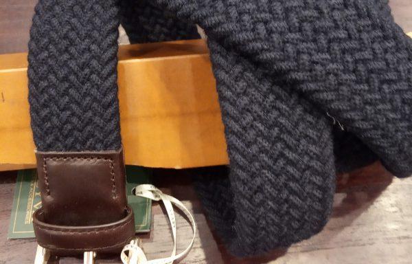 cinturón de elástico